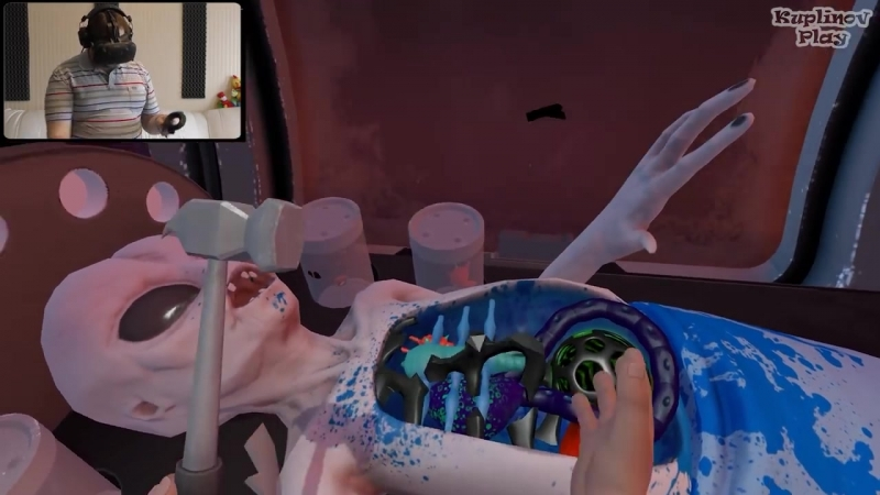 [Kuplinov ► Play] ПРОЩАЙ, БОБКА ► Surgeon Simulator: Experience Reality 9