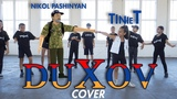 HRAG - DUXOV #ArmenianRevolution (Cover by 7 year old Tinie T ft. Nikol Pashinyan) MihranTV