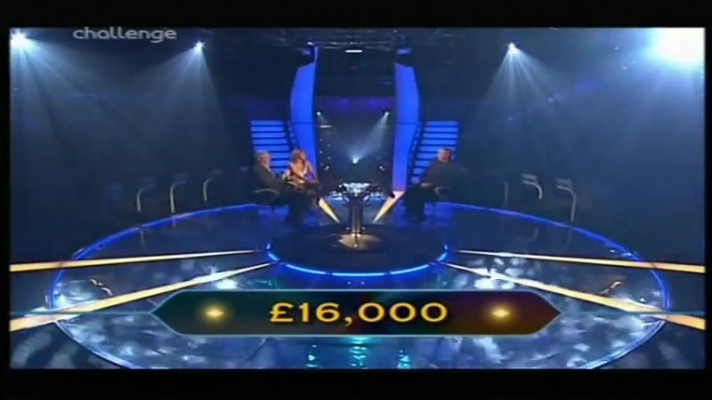 Who Wants To Be A Millionaire? (25.12.2004)