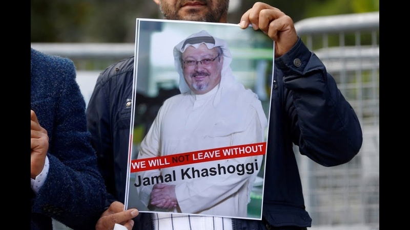 News Wrap: Turkish authorities plan to search Saudi consulate for missing journalist
