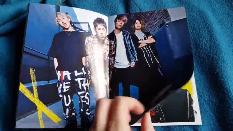 ONE OK ROCK - mini-photobook from Rock Sound