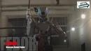 Bu Robot Araba Kullanıyor Nişan Alıp Ateş Ediyor Avatar Robot Fedor