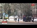 Марознае надвор'е ў Мінску захаваецца да канца тыдня