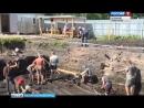 Раскоп на Знаменской Великий Новгород