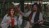 Кристина Агилера прогулялась в Нью-Йорке Метро в маскировке (Sneak Peek)
