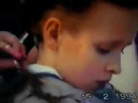 Валентин Ильин - Стрижка 1994г Салон в Успехе