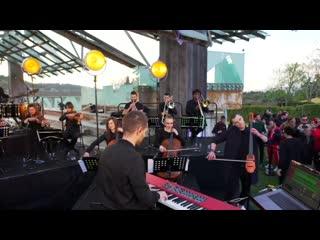 Worakls orchestra - live @ chateau la coste en provence, france 08.04.2019