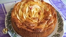 ШАРЛОТКА С ЯБЛОКАМИ на 5 яиц/Apple Cake