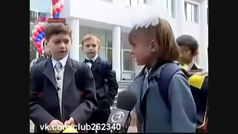 девочке сорвали 1 сентября )а закрыли! Потом шарик не дали