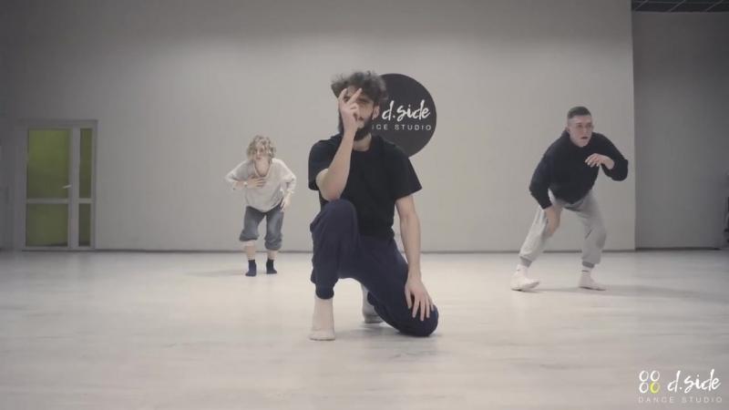 Ena – Absorption2 - Choreography by Bogdan Kirilenko - D.Side Dance Studio