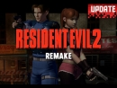 Resident Evil 2 PS4 Remake - 10 Minutes Gameplay E3 2018 (RE2 Remake 2019)
