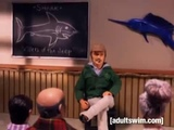 Jaws Robot Chicken