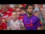 Mohamed Salah vs Napoli (Friendly) (04⁄08⁄2018)