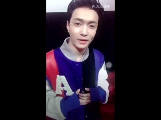 [VIDEO] 180812 Lay Dianping App Update