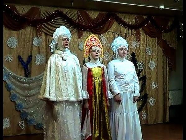 Тихвинские Славичи Рождественский подарок Украине
