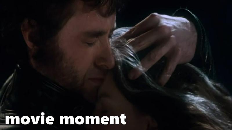 Люди Икс (2000) - Росомаха спасает Роуг (10/10) | movie moment