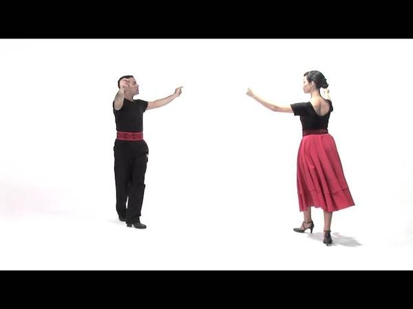 Academia de Baile - Chacarera vuelta entera (Clase 11)