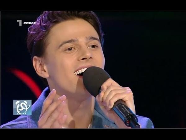 ALEKSEEV Forever выступление на молдавском тв Prima ora 27.04.