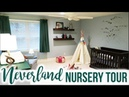 Neverland Peter Pan Nursery Tour
