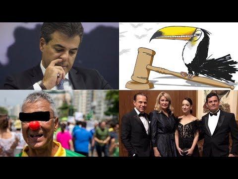 Agora que o Moro não precisa usar mais condução coercitiva contra o Lula, STF a torna ilegal.