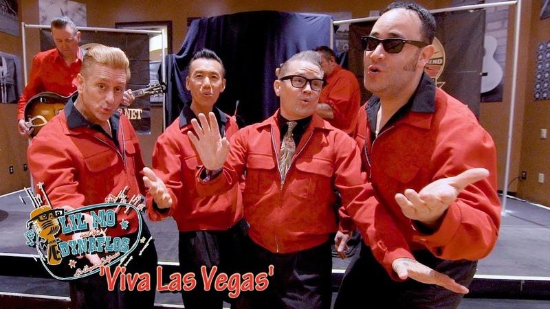 'Viva Las Vegas' LIL' MO THE DYNAFLOS (music video) BOPFLIX