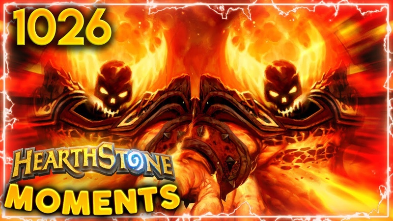 You Live By The Rag, You Die By The Rag   Hearthstone Daily Moments Ep.1026