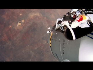 The jump from the stratosphere