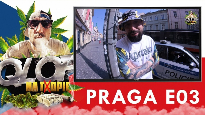 Policja złapała mnie z marihuaną , największy stadion świata, Praha to je moje láska nebeská [QNT 6]