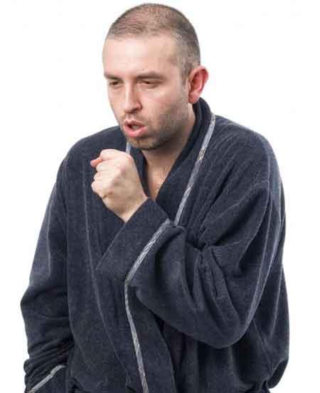 Хронический кашель может быть признаком хронического респираторного заболевания.