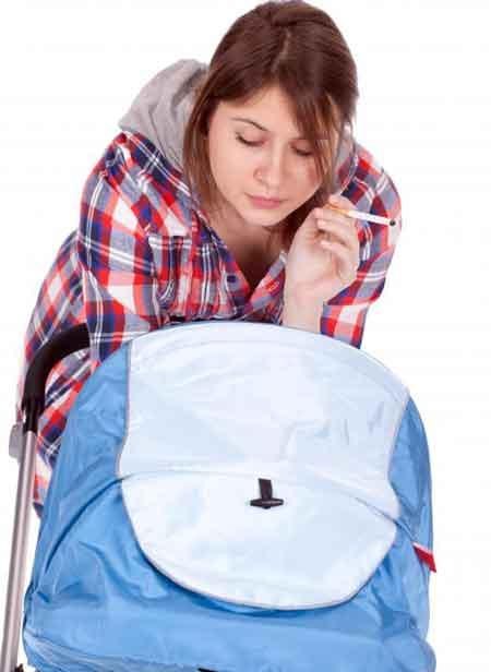 Воздействие пассивного курения может увеличить риск респираторных заболеваний у детей.