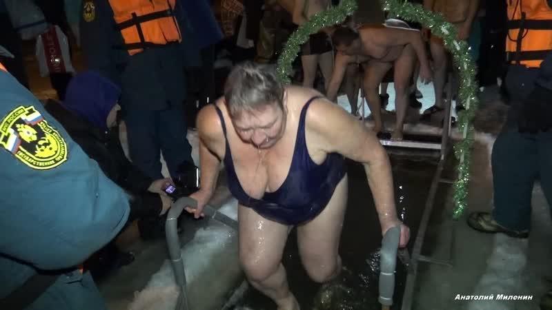 Купель в Веселовке 2019 г