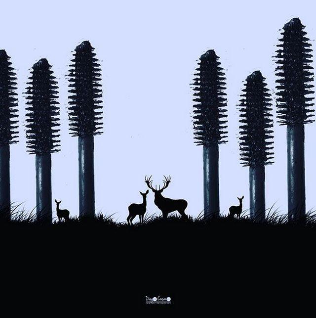 Арт от  Диего Кузано