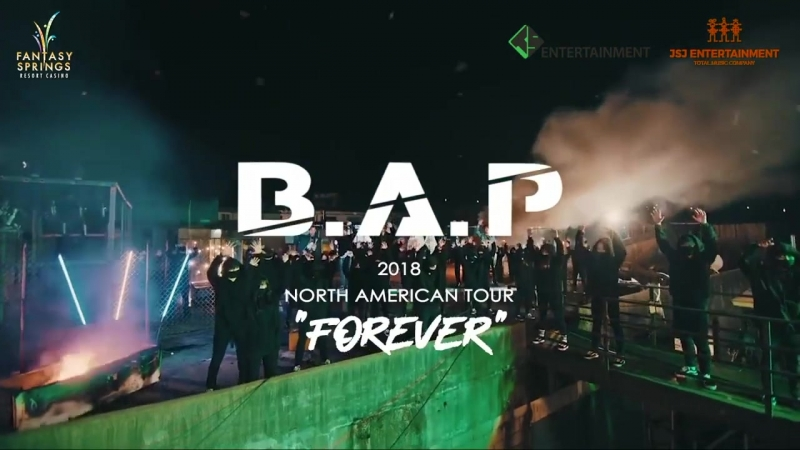 180921   B.A.P's North American Tour 2018 • Fantasy Spring Resort Casino Promotion Video