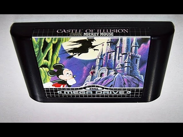 Back in My Childhood Days; Castle of Illusion Starring Mickey Mouse