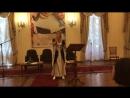 Римма Мухаметзянова, лауреат Всероссийских и международных конкурсов татарской песни исполняет народную татарскую песню ВремяЧит