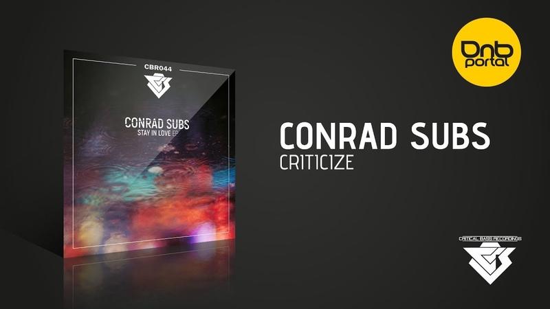 Conrad Subs - Criticize [Critical Bass Recordings]