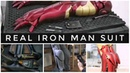 $3,000 Making Of An Amazing Working Real Iron Man Suit