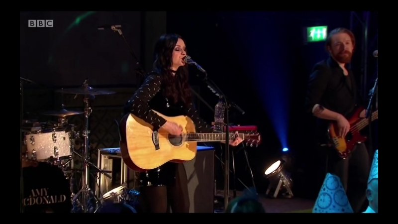 Amy Macdonald This Is The Life Live Hogmanay 2016
