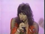Aerosmith &amp Run D.M.C. - Walk This Way - 1987 - live on Mtv
