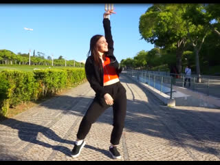 Richie campbell-midnight in lisbon (dancehall by olga tikhonova)