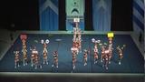 Cheerleading .Senior Cheer All Girl Premier Russian Federation Senator.