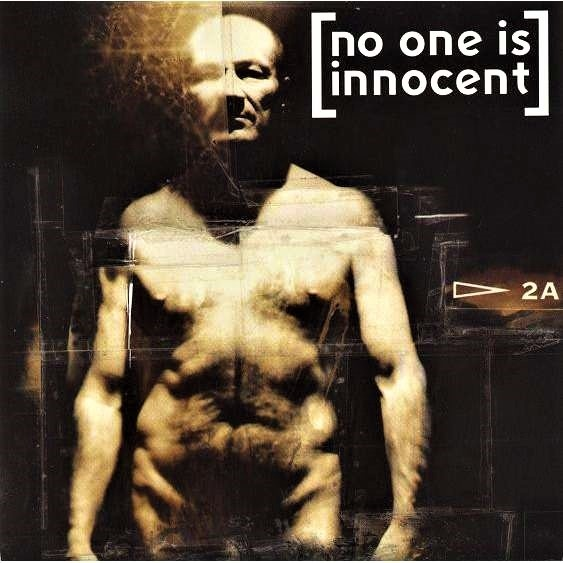 No One Is Innocent - No One Is Innocent-cover