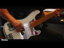 Iron Maiden - Hallowed Be Thy Name Bass Cover