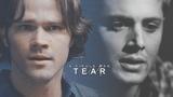 sam &amp dean a single man tear. HBD DENISA #3