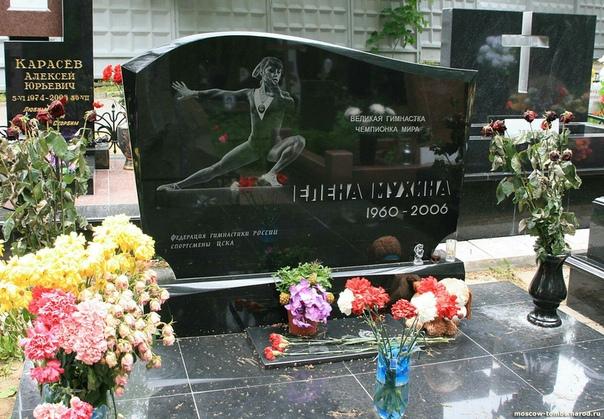 Елена Мухина  самая трагическая история советского спорта.