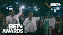 Jay Rock Brings Out the Horns for a WINning Performance BET Awards 2018