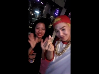 Alexander fancam @AxM Alexander and Marucci Showcase at Kpub Trinoma (16.07.18)