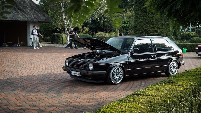 VW Golf MK2 16V Turbo EDITION ONE | Mario Kläbig | VWHome