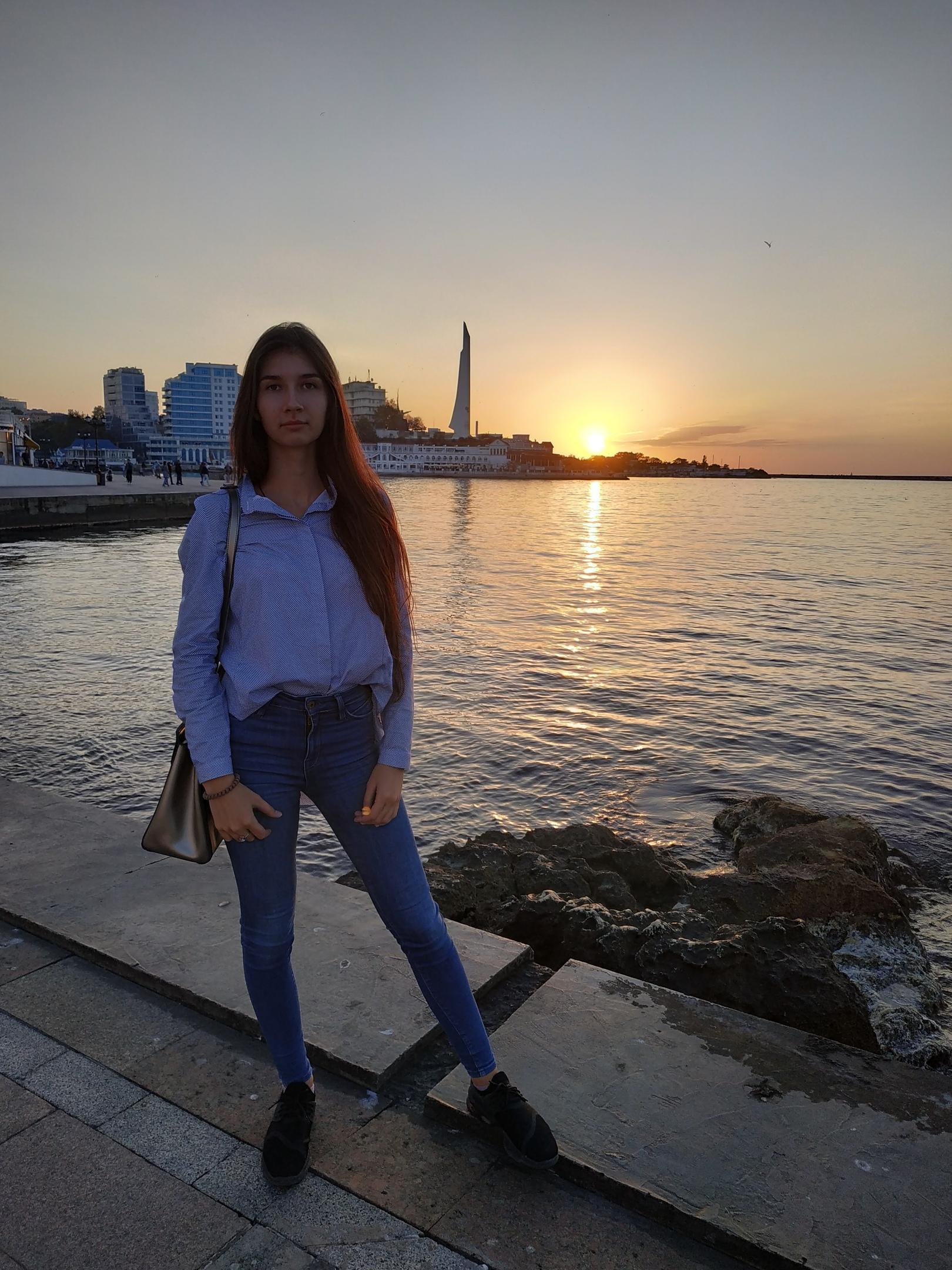 Anna, 18, Sevastopol