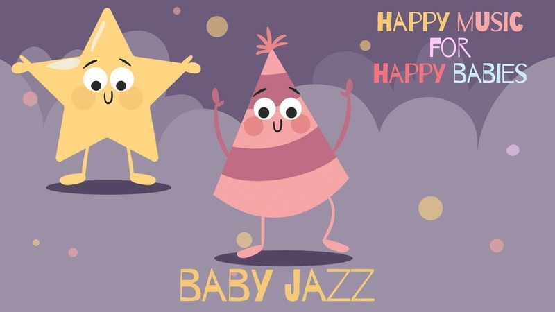 Happy Instrumental Jazz for Kids in the Classroom - Baby Jazz - Happy Music for Happy Babies -